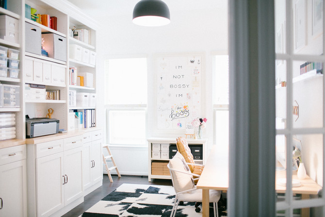 Why all-white office spaces are so right for creatives