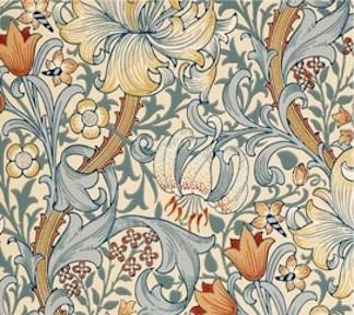 William Morris // Golden Lily