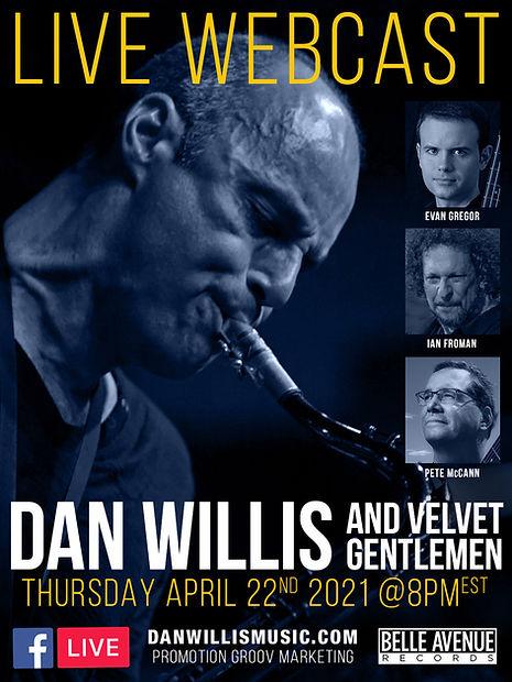 Dan Willis FB LIVE Webcast 4/22/21