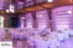 Mas Rières, grande salle de réception pour les mariages