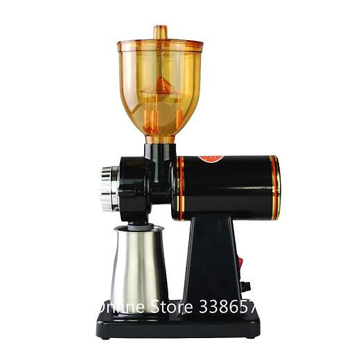 Home Electric Burr Mill Espress CoffeeBean Grinder Coarse/ Fine Grinding Machine