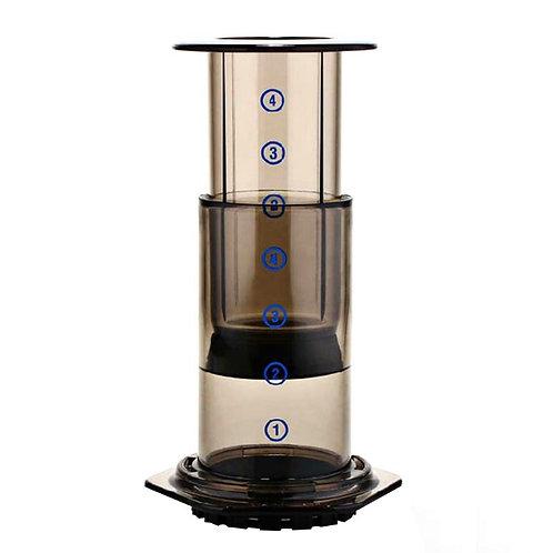 Glass Espresso Coffee Maker French Press CafeCoffee Pot for AeroPress Machine