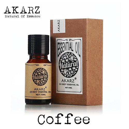 Coffee Essential Oil AKARZ Top Brand Body Face Skin Care Aromatherapy Coffee Oil