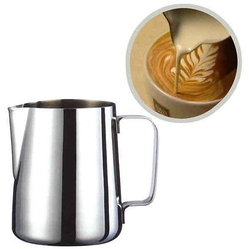 Stainless Steel Frothing Pitcher Cappuccino Coffee & Latte Art Milk Frothing Jug