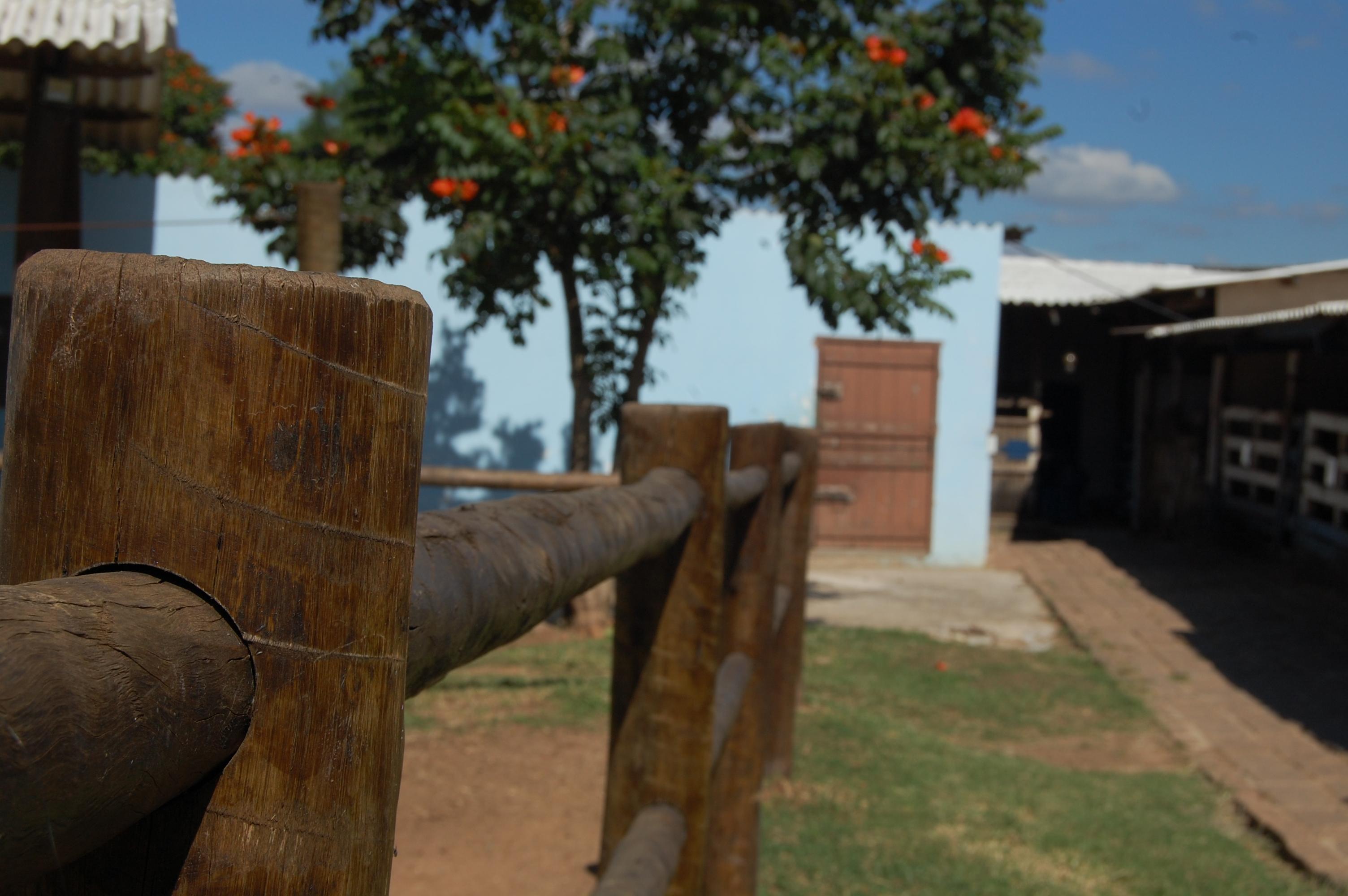 Rancho Império estábulos laterais