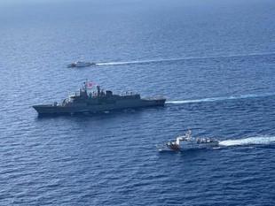 Doğu Akdeniz'de Emperyalist Plânları Bozuyoruz