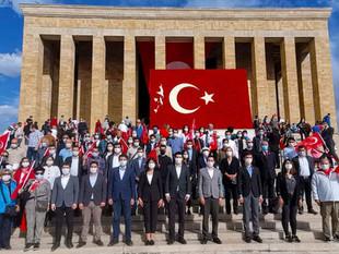 Cumhuriyet 97 Yaşında Geleceğimiz Mavi Vatan'da