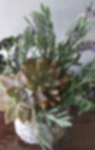 Lake Como wedding florist succulent jam jar