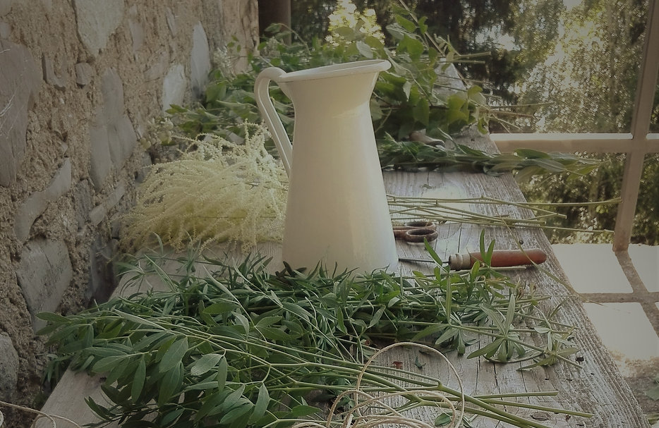 Lake Garda & Como Wedding Florist, natural wedding