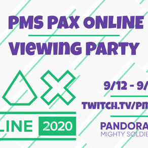 PAX Online 2020 Watch Party