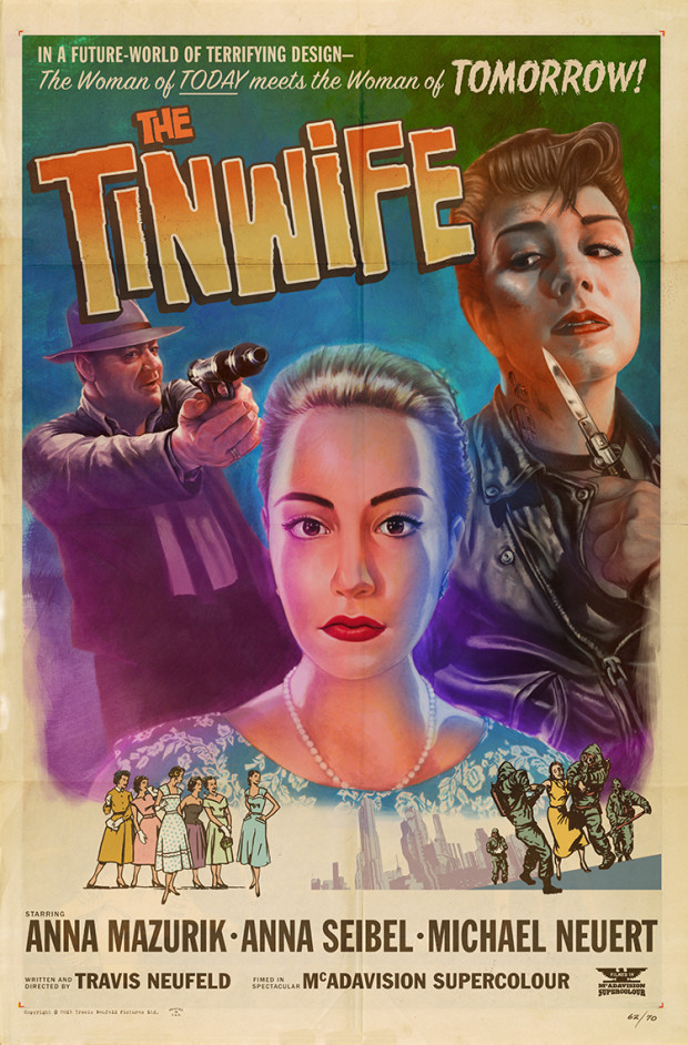 """The Tinwife"" Movie Poster"