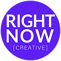 Right Now Creative Marketing Services Sioux Falls Logo