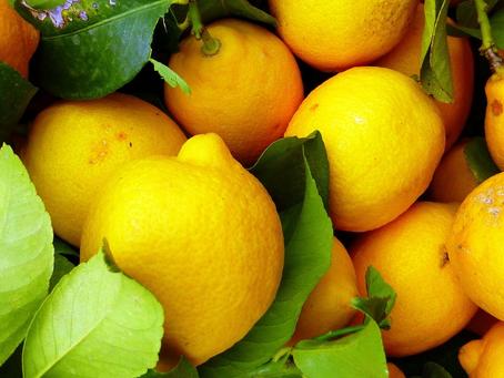 Inalação do OE de limão na redução de náusea e vômito na gravidez
