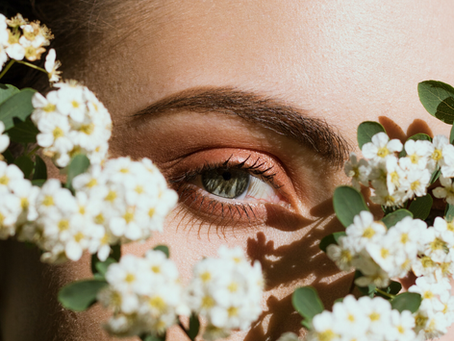 Temos receptores olfativos no olho?