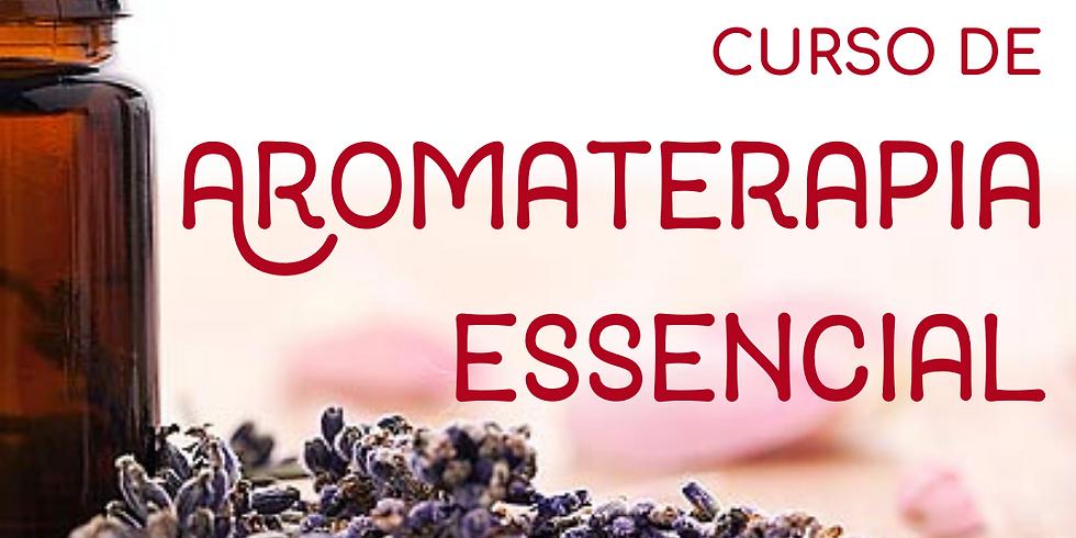 Curso Presencial de Aromaterapia Essencial