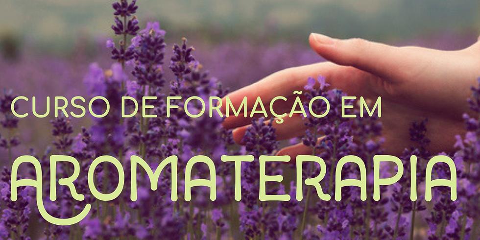 Curso Presencial de Formação em Aromaterapia