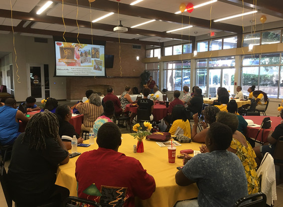 Career Pathways Initiative Pitch Event at Huston-Tillotson University