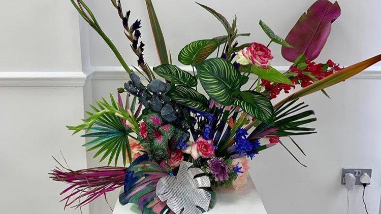 Bespoke botanical art