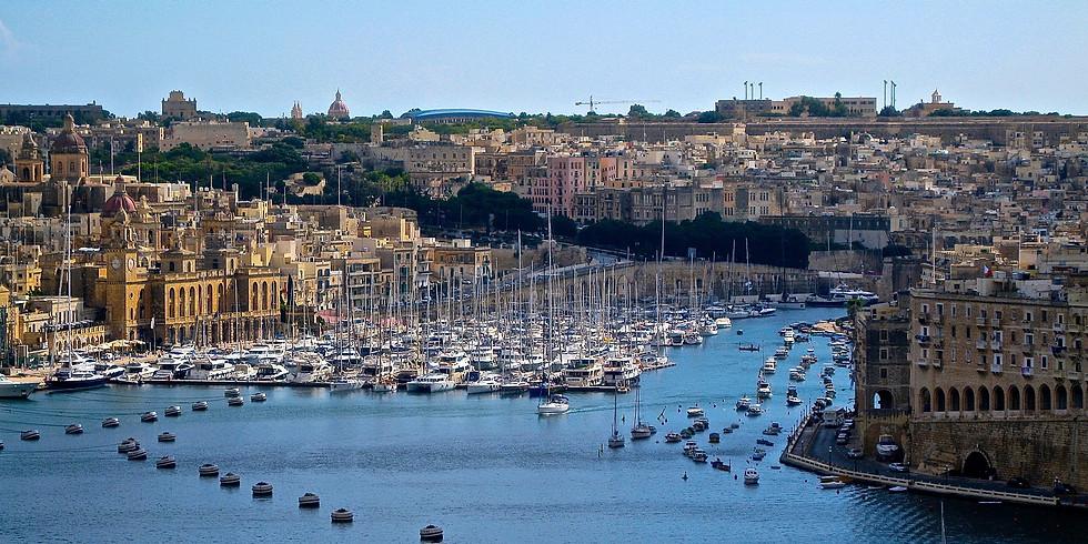 Pèlerinage Malte
