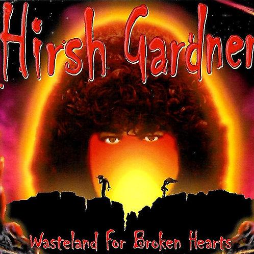Wasteland For Broken Hearts CD