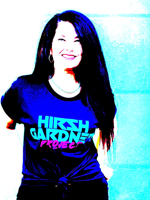 Hirsh Gardner Project Tee Shirt