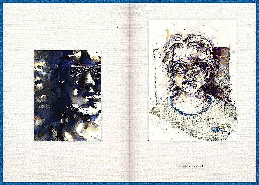 LilyaBie-Portrait-Book-ink-drawing