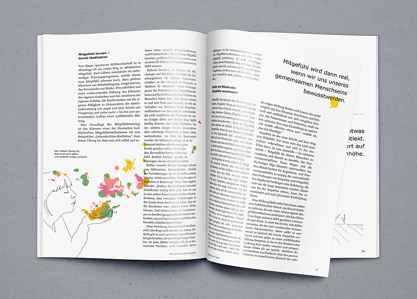 Editorial Design from LilyaBie