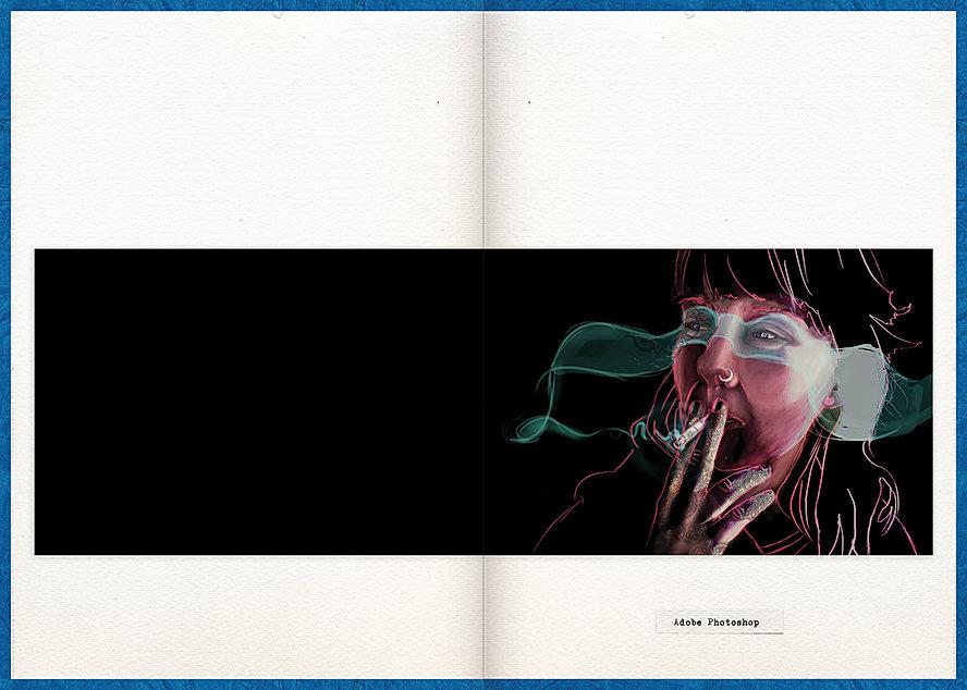 LilyaBie-Portrait-Book-digital-drawing