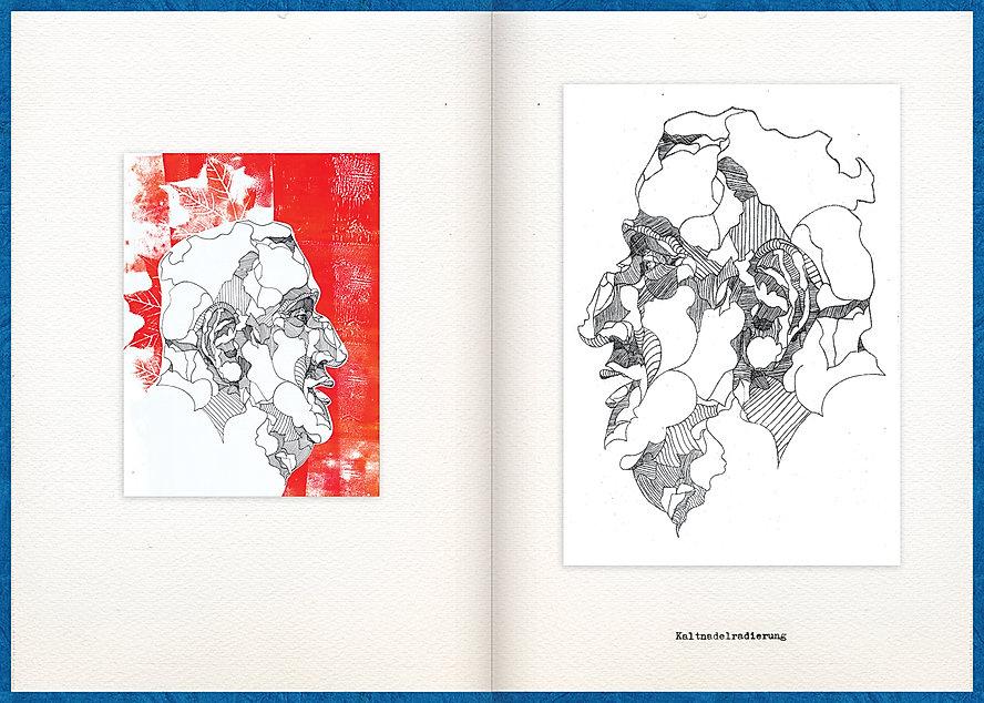 LilyaBie-Portrait-Book-drypoint-etching