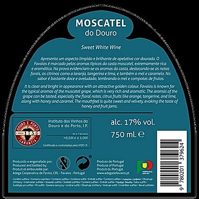 Packaging design moscatel