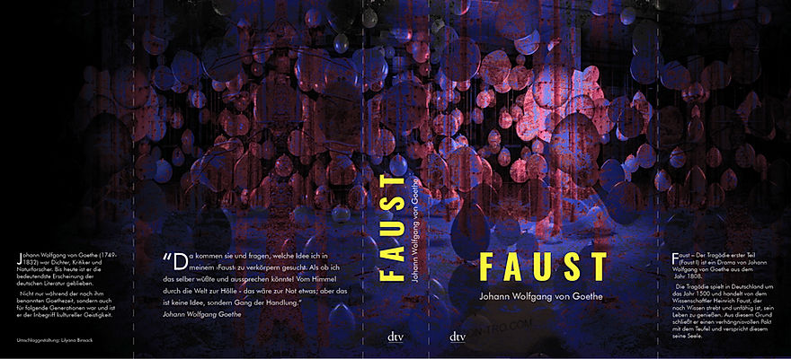 Book Cover Design Faus by LilyaBie