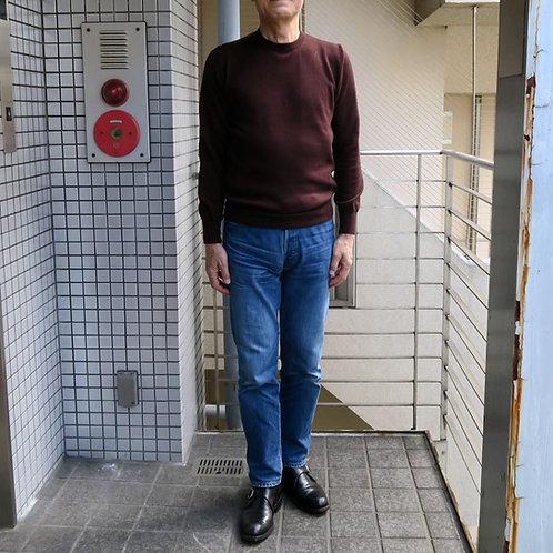 MFO16 コットン クルーネックシャツ