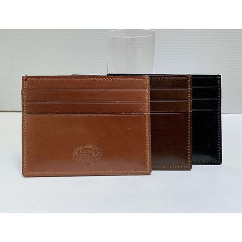 PR109 クレジットカードケース コードバン素材