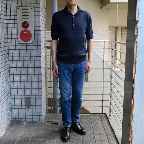 MFO17 冬物長袖ポロシャツ