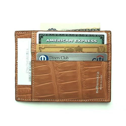 PR88 コンパクト財布2 ソフトクロコ