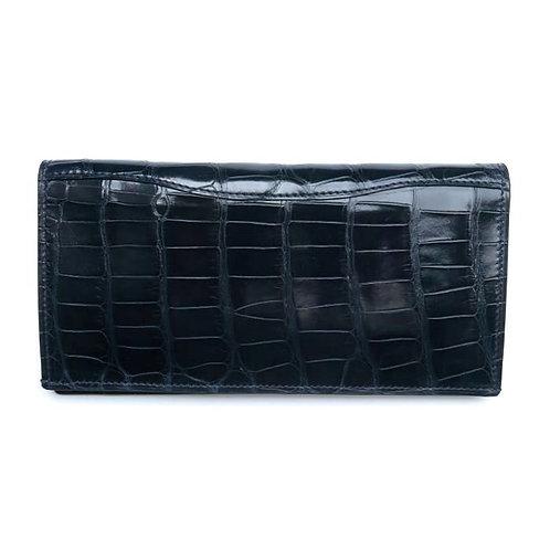 PR83 ソフトクロコダイル素材の長財布