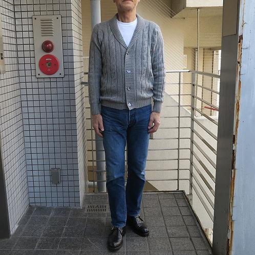 MFO20 冬物手編みカーディガン