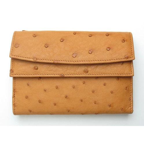 PR31 オーストリッチの折財布