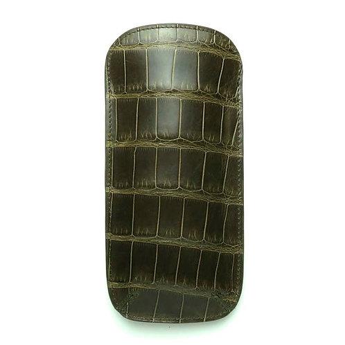 PR95 メガネケース クロコダイル