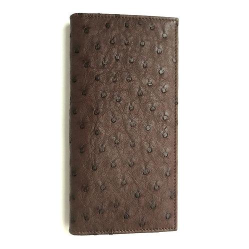 PR24 オーストリッチの長財布
