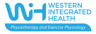 Western Integrated Health Logo - Physiotherapy & Exercise Physiology - Subiaco, Perth