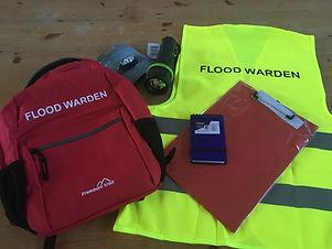Flood warden kit