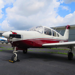 The Piper Arrow IV T-Tail