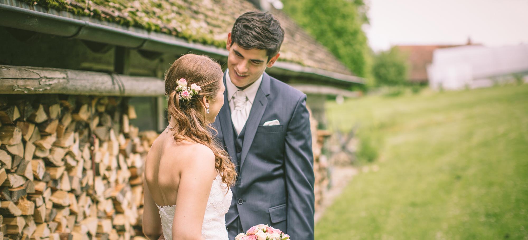 günstige Hochzeitsfotos