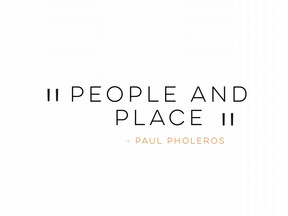The Pursuit of Healthiness: Paul Pholeros
