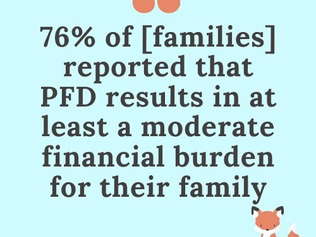 Financial Burden on Families of Children with Pediatric Feeding Disorders