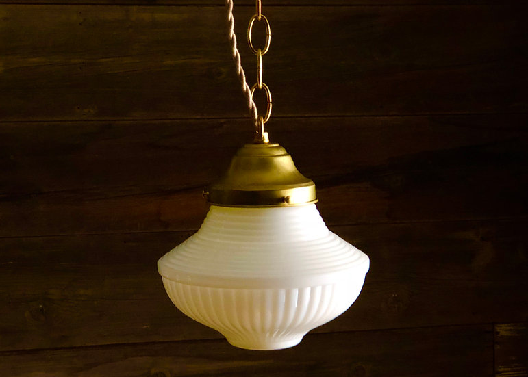 Rib Dome Lamp