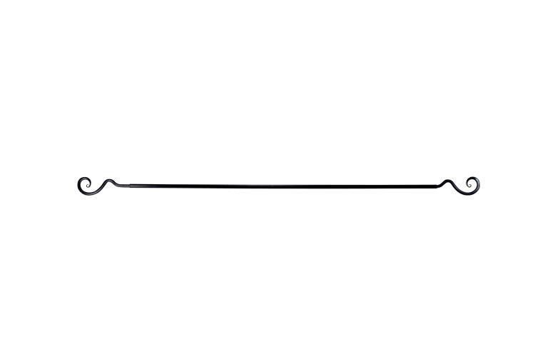 Curtain Rod Curl ( S / M / L )