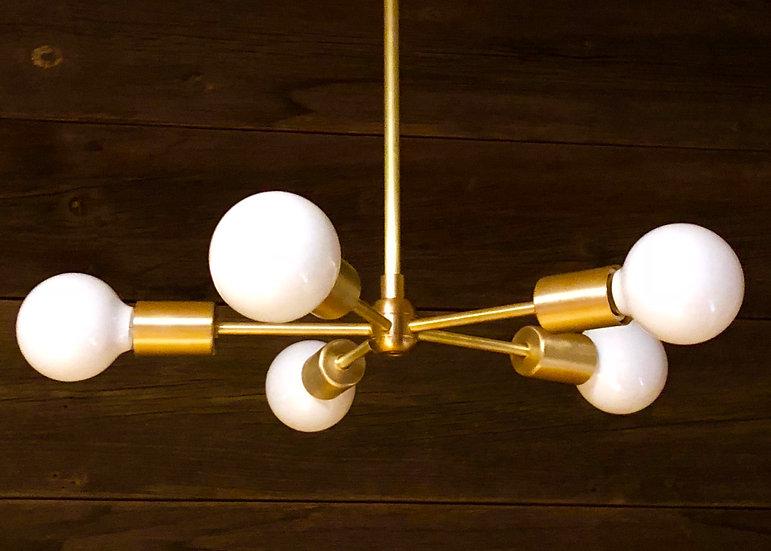 Molecular Lamp 5 lights 5