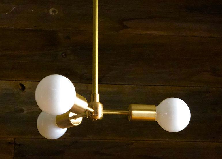 MolecularLamp 3 lights 3